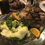 Food! - R & R Koi Travel