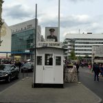 Checkpoint Charlie - R & R Koi Travel
