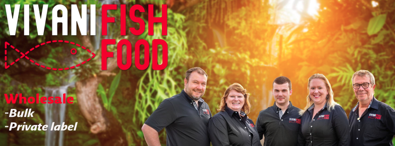 Vivani Fishfood - Sponsor van R & R Koi travel