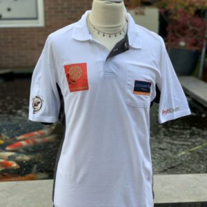 R & R Jubileum polo shirt